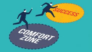 Get Out Of Your Comfort Zone And In Front Of Your Clients, Or Else!